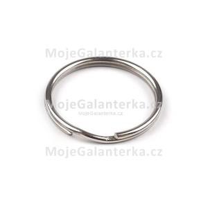 Kroužek, 25mm, kovový