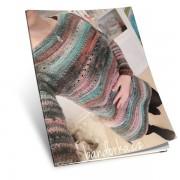 Návod na háčkovaný dámský svetr (Sierra)