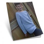Návod na háčkovaný dětský svetr