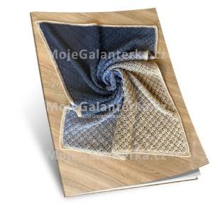Návod na háčkovanou deku, Majda