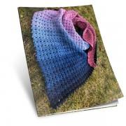 Návod na háčkovaný šátek, Magdaléna