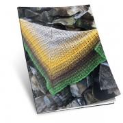 Návod na háčkovaný šátek, Majda
