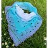 Návod na háčkovaný šátek, Noty