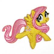Nažehlovačka, My Little Pony, Fluttershy