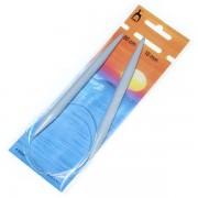 Jehlice kruhové, 80cm, 10mm, Pony (plast)