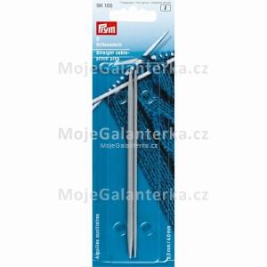 Jehlice pomocné 2,5 + 4 mm, rovné