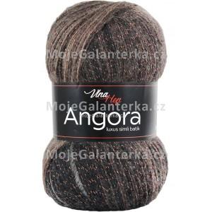 Příze Angora Luxus Simli Batik, 5724