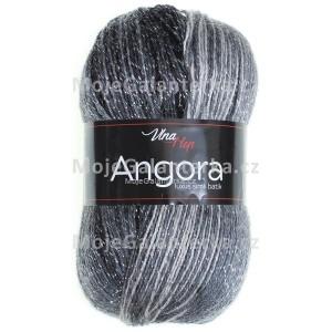 Příze Angora Luxus Simli Batik, 5725