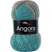 Příze Angora Luxus Simli Batik, 5728