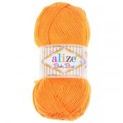 Příze Baby Best, 336, oranžová