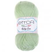 Příze Baby Can, 80046, zelená aqua