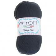 Příze Baby Can, 80092, černá