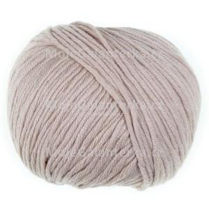 Příze Bambino Lux Cotton, 70021, světle béžová