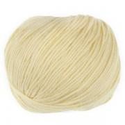 Příze Bambino Lux Cotton, 70218, světle žlutá