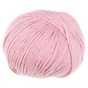 Příze Bambino Lux Cotton, 70327, středně růžová