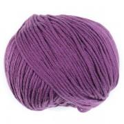 Příze Bambino Lux Cotton, 70329, fialová