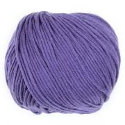 Příze Bambino Lux Cotton, 70612, nachová
