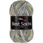 Příze Best Socks, 4-fach,  7305
