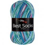 Příze Best Socks, 4-fach,  7310