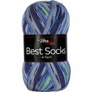 Příze Best Socks, 4-fach,  7314