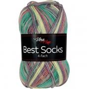 Příze Best Socks, 4-fach,  7317