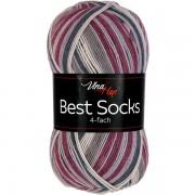 Příze Best Socks, 4-fach,  7318