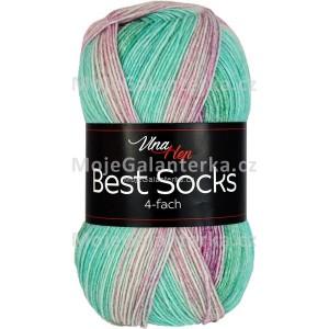 Příze Best Socks, 4-fach,  7326