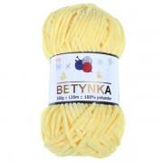 Příze Betynka, 302, žlutá