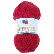 Příze Betynka, 322, bordó