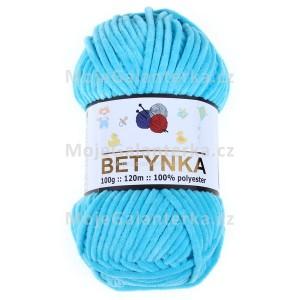 Příze Betynka, 326, tyrkysová