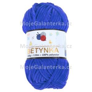 Příze Betynka, 329, královská modrá