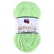 Příze Betynka, 350, světle zelená