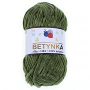 Příze Betynka, 361, myslivecká zelená