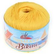 Příze Bikini, 80602, žlutá