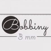Bobbiny, 3mm