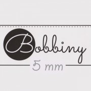 Bobbiny, 5mm