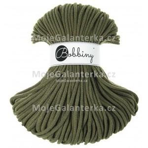 Příze Bobbiny, 3mm, AVOCADO (avokádo zelené)