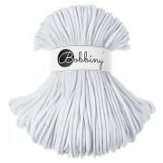 Příze Bobbiny, 3mm, white (bílá)