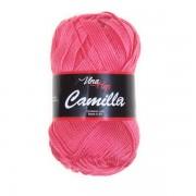 Příze Camilla 8006, růžovo lososová