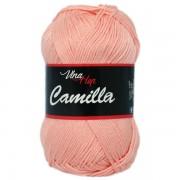 Příze Camilla 8011, oranžová světlá