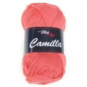 Příze Camilla, 8013, lososová