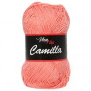 Příze Camilla 8014, lososová