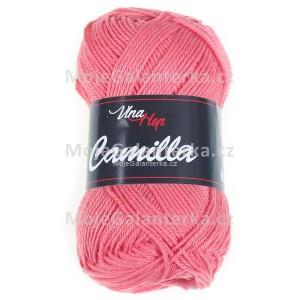 Příze Camilla, 8017, korálová