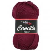 Příze Camilla 8024, bordó tmavá