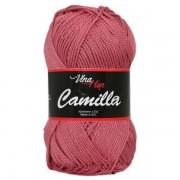 Příze Camilla 8029, starorůžová tmavá