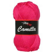 Příze Camilla 8036, malinová