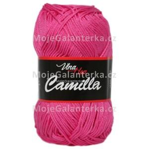 Příze Camilla, 8037, růžová