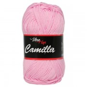 Příze Camilla 8038, světle růžová
