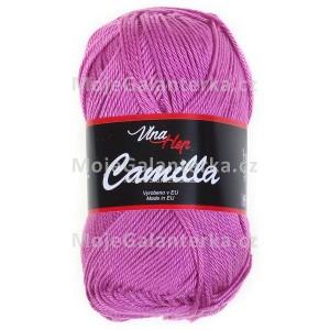 Příze Camilla, 8045, fialovo růžová
