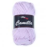 Příze Camilla 8050, fialová světlá